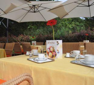 Terrasse Restaurant Hotel Ottenstein