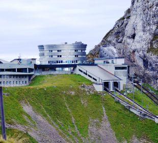 Hotel Ansicht Hotel Pilatus-Kulm