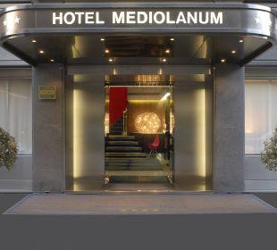 Entrata Hotel Mediolanum