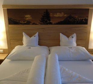 Bett Alpinhotel Monte