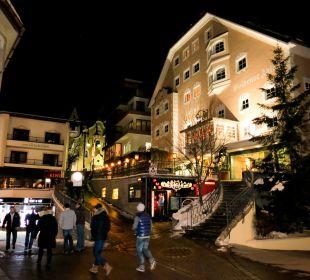 Strasse Hotel Goldener Adler