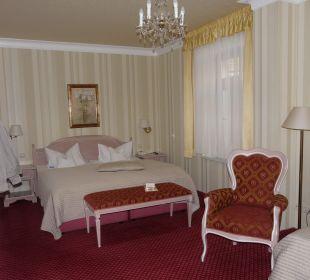 Zimmer Ringhotel Schloss Tangermünde