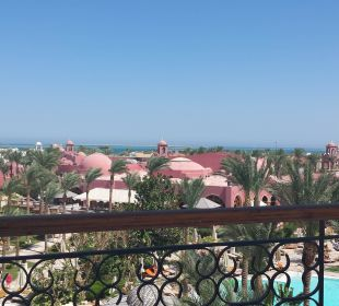 Mit Meerblick vom Balkon