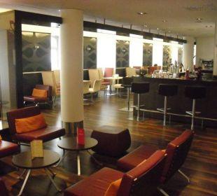 Lobby & Bar Hotel Novotel Wien City