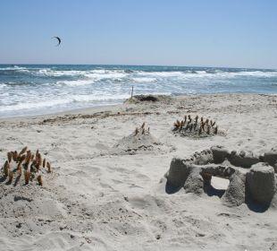 Am Strand von Budoni fühlen sich alle wohl! Sardafit Ferienhaus Budoni