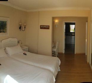 Schlafzimmer Hotel La Palma Jardin