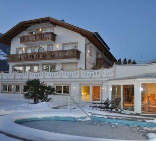 Wellness im Winter Hotel Grafenstein