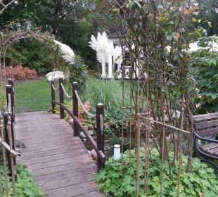 Gartenanlage The Lakeside - Burghotel zu Strausberg