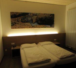 Indirekte Beleuchtung Hotel Schatz.Kammer Burg Kreuzen