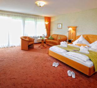 Landhaus-Doppelzimmer  Landhotel Talblick