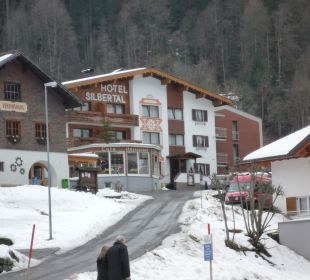 Hotel mit Nachbarschaft Hotel Silbertal