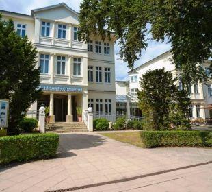 Außenansicht Upstalsboom Hotel Ostseestrand