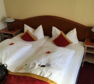 Doppelzimmer Luitpoldpark Hotel Füssen