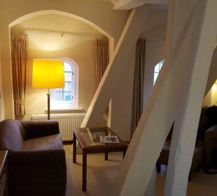 Lounge Bereich Romantik Hotel Bergström