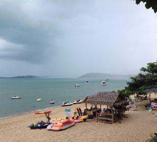 Gewitter  Anantara Bophut Resort & Spa