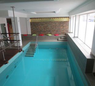 Indoor-Schwimmbad Hotel Haverkamp