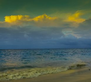 Sonnenuntergang  Hotel Vista Sol Punta Cana