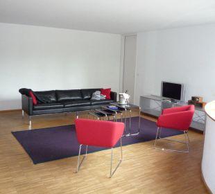 Wohnbereich Greulich Design & Lifestyle Hotel