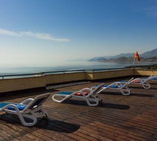 Exklusive Sonnenterrasse für unsere Gäste Ferienwohnung Utjeha.me