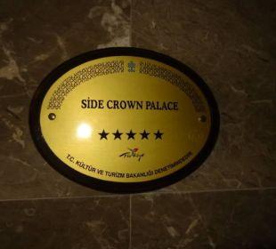 Außen Hotel Side Crown Palace