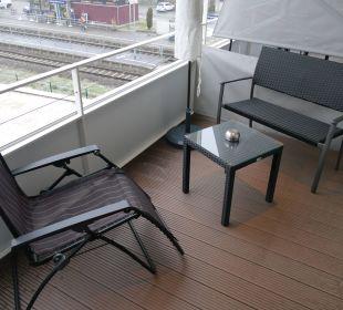 Balkon Seehotel Adler