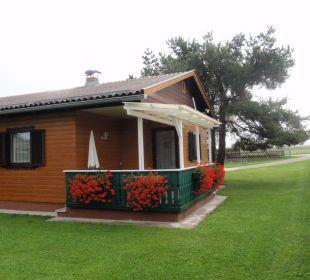 Bungalow Landhaus Klopein