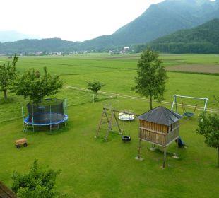 Spielplatz Bio-Bauernhof Zacherlhof