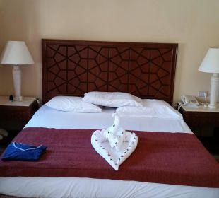 Kleines Kunstwerk Hotel Iberotel Makadi Beach