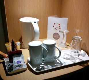 Minibar - Kaffe & Tee Hotel Novotel München City