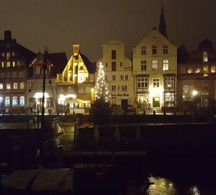 Hafen mit Kneipenmeile Romantik Hotel Bergström