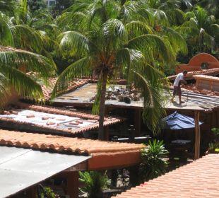 Über den Dächern von Costa Linda Hotel Costa Linda