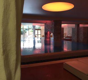 Hauptpool Familotel Hotel Feldberger Hof
