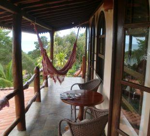 Unser Balkon Hotel Pousada Colibri