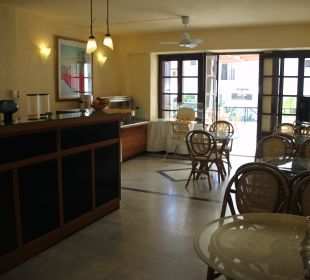 Frühstücksraum Hotel Kalidon