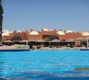 Schöner Pool SUNRISE Select Royal Makadi Resort