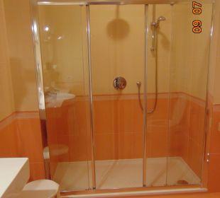 Badezimmer Hotel Caravel