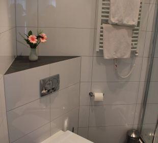 Badezimmer Hotel Kromberg