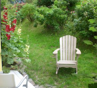 Gartenanlage Inselhotel Rügen B&B