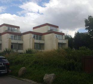Wohnbereich M Apartments Ferienpark Weissenhäuser Strand