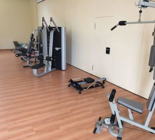 Fitnessraum Blue Bay Halkidiki