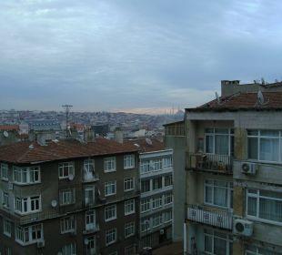 Ausblick aus dem Zimmer Hotel Grand Anka