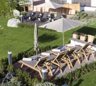 Garten Sporthotel Brugger Sporthotel Brugger