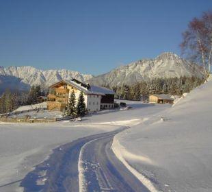 Berghof Thöni inmitten der herrlichen Naturp Berghof Thöni