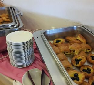 Frühstück Hotel Lagas Aegean Village
