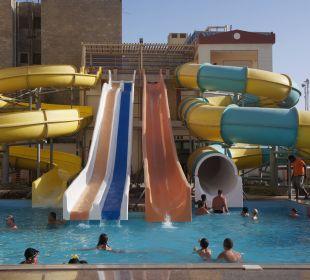 Slides King Tut Aqua Park Beach Resort