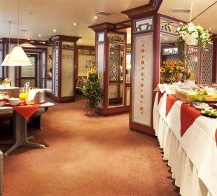 Frühstückbuffet Hotel Willinger Mitte