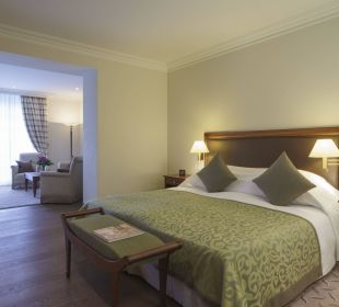Junior Suite Hotel Suvretta House