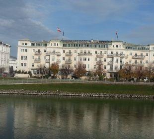 Hotel Sacher Aussenansicht Hotel Sacher