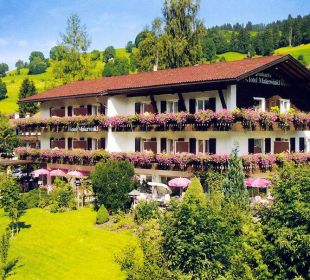Hotel von außen Hotel Garni Malerwinkl