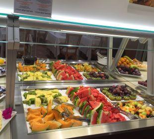 Frühstücksbüffet alles super frisch und sehr lecke Park Hotel Imperial Centro Tao - Natural Medical Spa